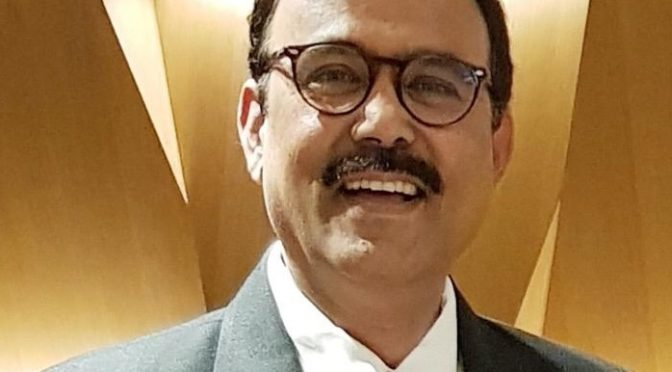 Arun Srivastava, Secretary, Atomic Energy Commission, Department of Atomic Energy, GOI